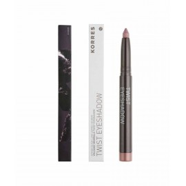 Korres Eyeshadow Twist Black Volcanic Minerals 68 Golden Pink