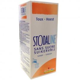 Boiron stodaline sirop sans sucre 200 ml
