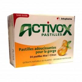 Activox Miel-Citron Ss Past 24