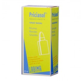 Priciasol spray nas adulte 20ml 1mg/ml