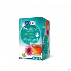 Biolys Cannelle-echinacea Sach 24