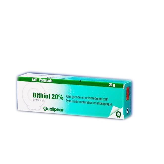 Bithiol pommade 22g 200mg/ g