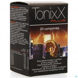 TONIXX PLUS 20 TABL NF