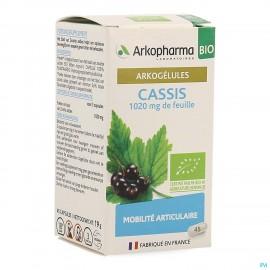 Arkogelules Cassis Bio Caps...