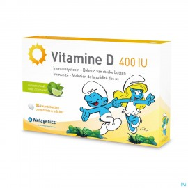 Vitamine D 400iu...