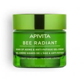 Apivita Bee Radiant Gel-Crème Signes de l'Âge  Anti-Fatigue 50 ml