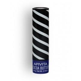 Apivita Lip Care Stick Levres Cocoa Ip20 4,4g Nf