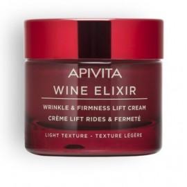 Apivita Wine Elixir A/rimpel Lichte Dagcreme 50ml