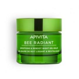 Apivita Bee Radiant Baume Nuit Lissant et Regénérant 50ml