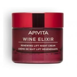 Apivita Wine Elixir Crème Nuit A/rides et raffermissante 50ml
