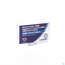 Glycerine Lambo Suppo...