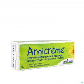 Arnicreme Tube 70g Boiron