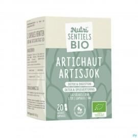 Nutrisentiels Artichaut Bio...