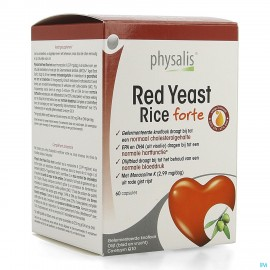 Physalis Red Yeast Rice...