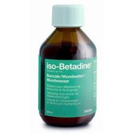iso-Betadine Buccale 200 ml