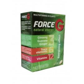 FORCE G Natural Energy 12 vitamines 56 tabl.