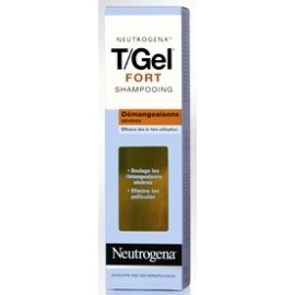 NEUTROGENA® T/GEL shampooing fort 250 ml