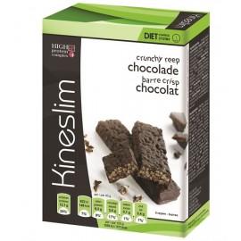Kineslim crunch barre chocolat 3 pc