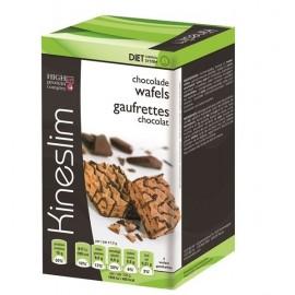 Kineslim gaufrettes chocolat 3x2 pc