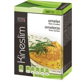 kineslim omelettes fines herbes 4 sach