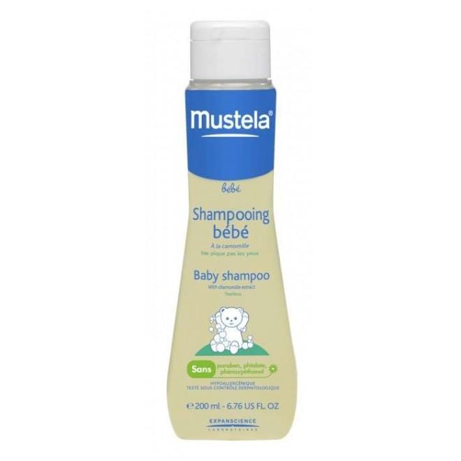Mustela bebe shampoo doux pn 200 ml
