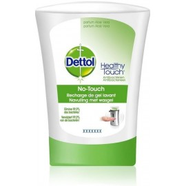 Dettol no touch recharge aloe vera 250 ml nm