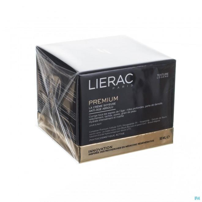 Lierac Premium crem soyeuse 50ml