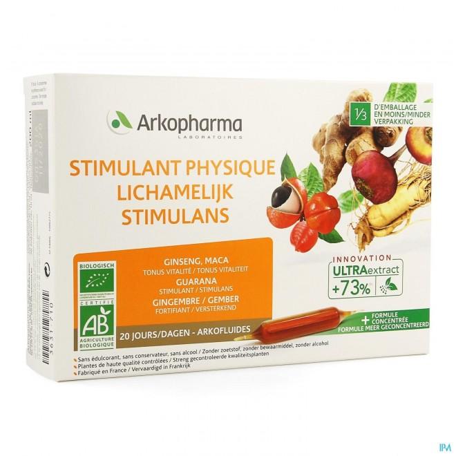 Arkofluide Stimulant Amp 20