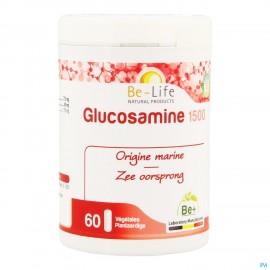 Glucosamine 1500 Be Life Caps 60