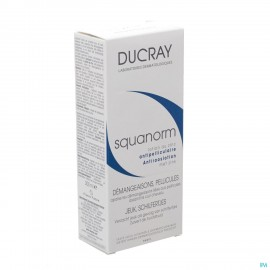 Ducray Squanorm Lotion A/pellicul. Zinc Nf 200ml