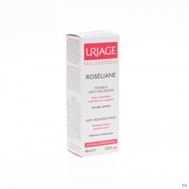 Uriage Roseliane Masque Apaisant Tube 40ml