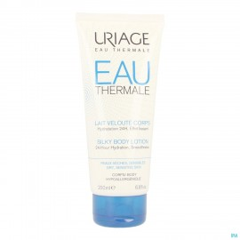 Uriage Eau Thermale Lait Veloute Corps 200ml