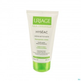 Uriage Hyseac Creme Nettoyante Pg 150ml
