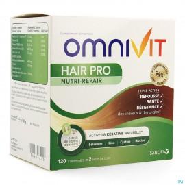 Omnivit Hair 120 compr.