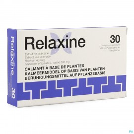 Relaxine 500mg Comp Pell 30