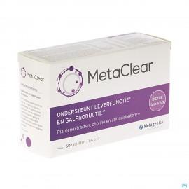 Metaclear Tabl 60 Metagenics