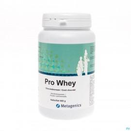 Pro Whey Chocolat Nf Pdr 21port.16698 Metagenics