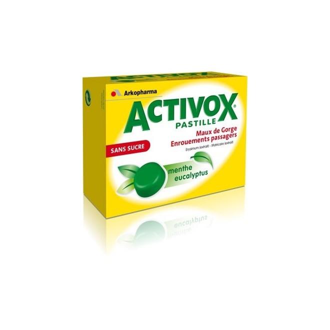 Activox Menthe-Eucalyptus Ss Past 24