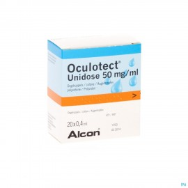 Oculotect Ud Gutt 8ml 20 X 0,4ml