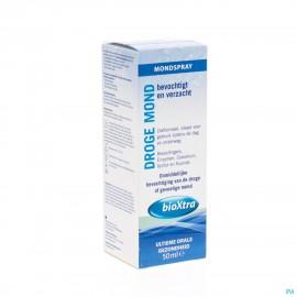 Bioxtra Bouche Seche Gel Spray Buccal 50ml