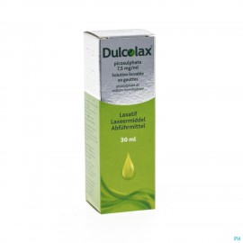 Dulcolax Picosulphate Or Susp Druppels 30ml
