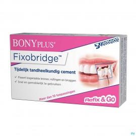 Bonyplus Fixobridge Fixation Couronnes-bridges 7g