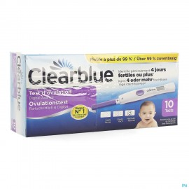 Clearblue Advanced Ovulatietest 10