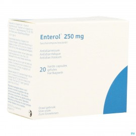 Enterol 250mg Pi Pharma Harde Caps 20 Pip