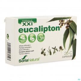 Soria 26c Eucalipton Xxi Caps 30