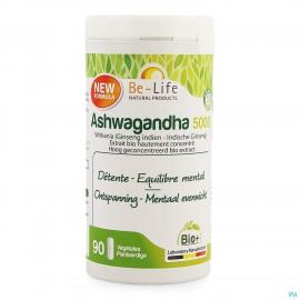 Ashwagandha 5000 Bio Be Life Caps 90