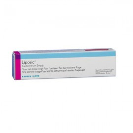 Liposic gel opht 10g 2mg/ g