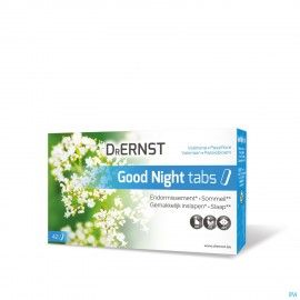 Dr Ernst Good Night tabs 42 Comp