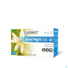 Dr Ernst Good night tea 20 Inf