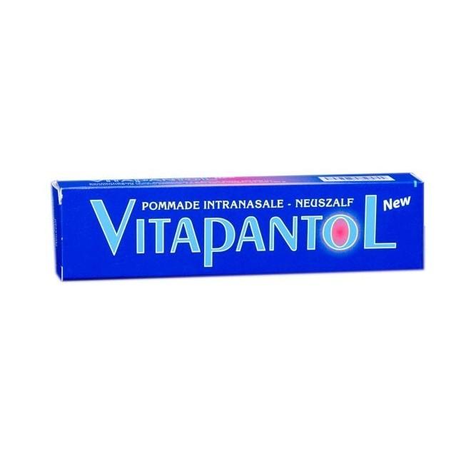 Vitapantol pommade